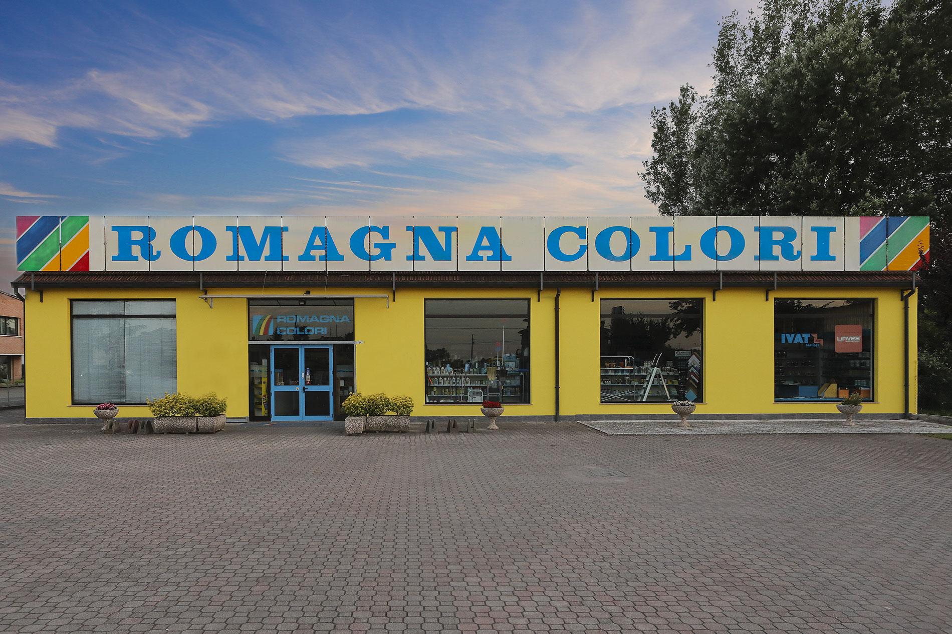 Colorificio | Romagna Colori